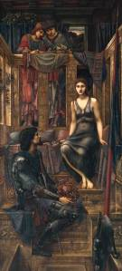 King Cophetua and the Beggar Maid 1884 by Sir Edward Coley Burne-Jones, Bt 1833-1898