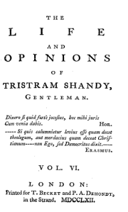 SterneShandy