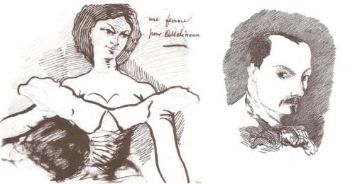 dibujo-baudelaire